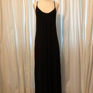 NWT Black Cynthia Rowley Maxi Dress
